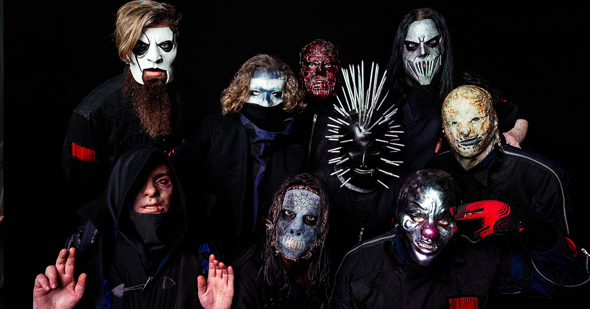 Slipknot: Die neuen Masken im neuen Musikvideo