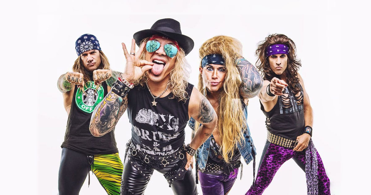 "Steel Panther: Das Video zur neuen Single ""All I Wanna Do Is Fuck (Myself Tonight)"""