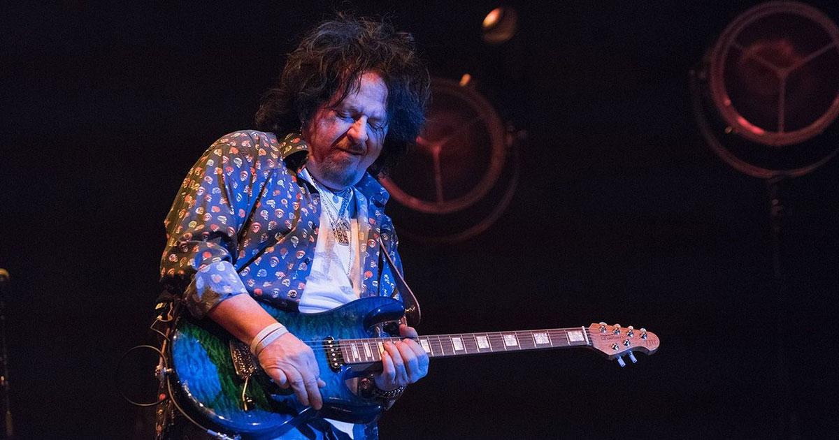 TOTO machen Schluss: Steve Lukather kündigt getrennte Wege an