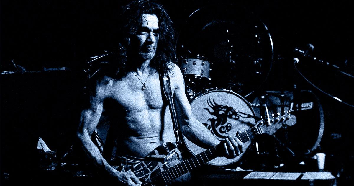 Rock in Peace, Eddie Van Halen: Vor einem Jahr ging der legendäre Gitarrist von uns
