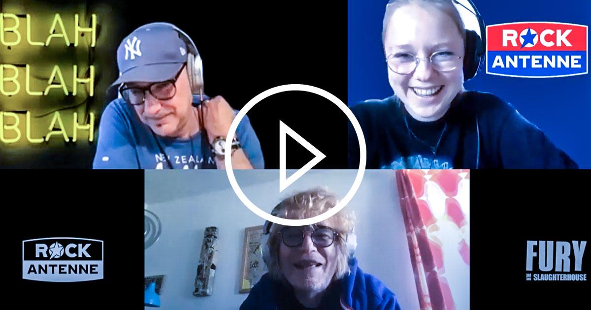 """Im Interview: Fury in the Slaughterhouse über """"Now"""", Vergangenheit & Zukunft"""