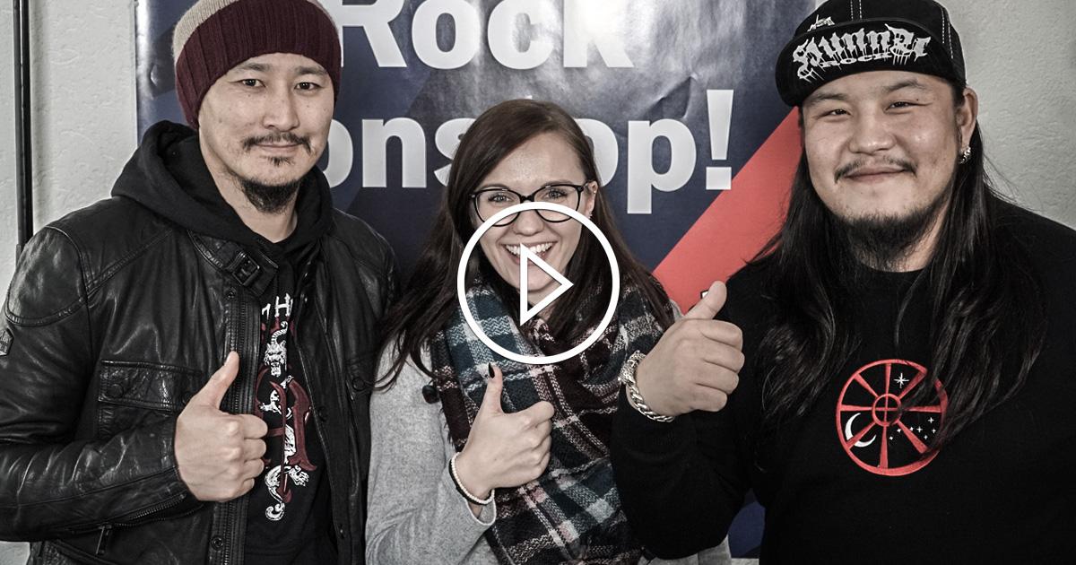 The Hu 2020: Die mongolische Rock-Sensation im Interview