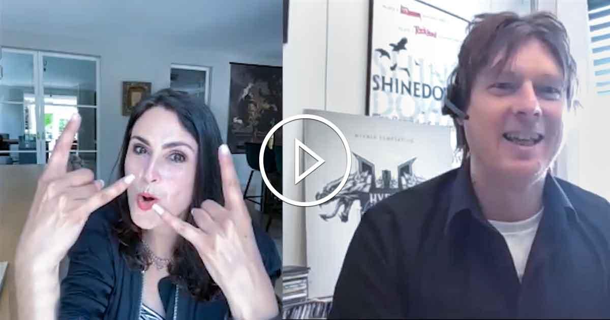 Im Interview: Sharon den Adel über die bahnbrechende Within Temptation-Streaming Show