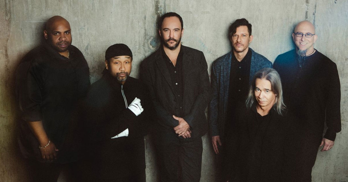 Rock and Roll Hall of Fame:  Dave Matthews Band gewinnt Fan-Voting
