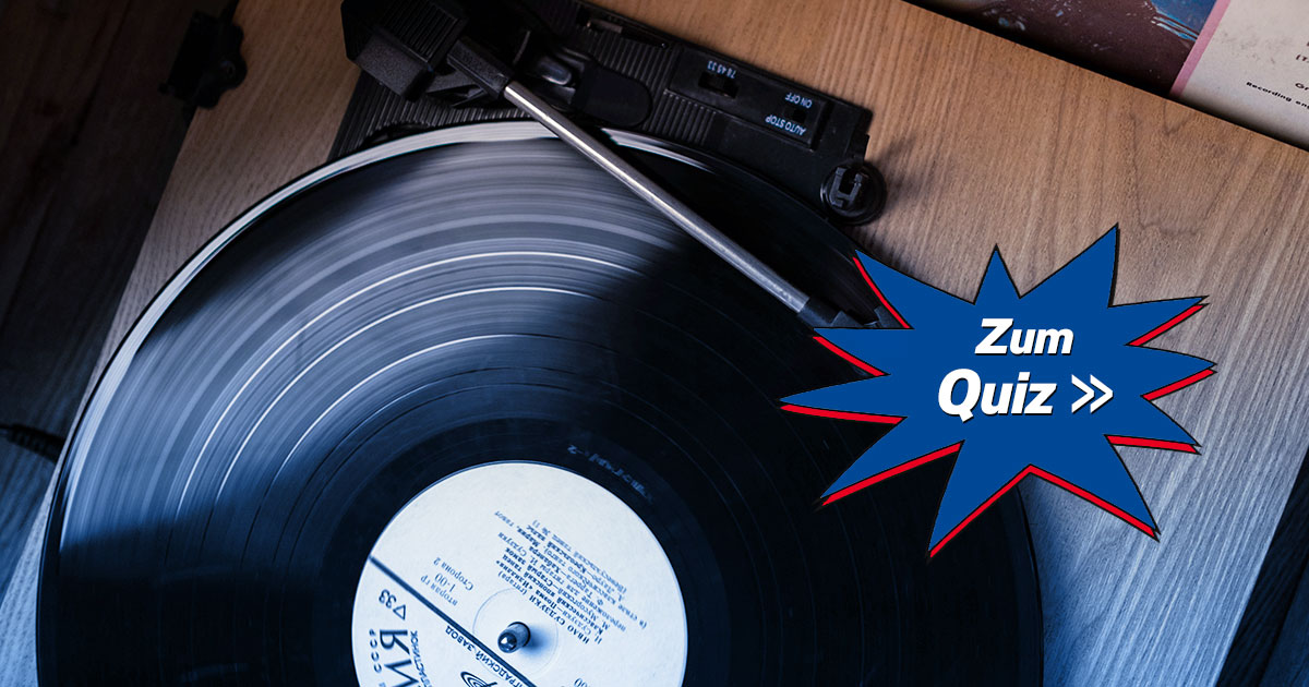 Let The Record Play: Testet euer rockendes Album-Wissen!