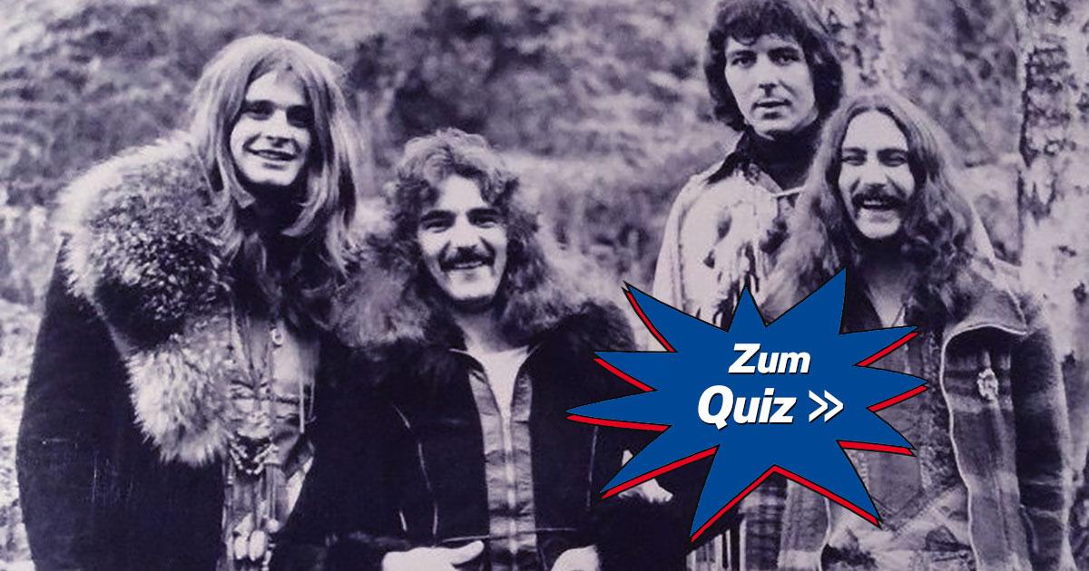 What is this that stands before me: Wie gut kennt ihr Black Sabbath?
