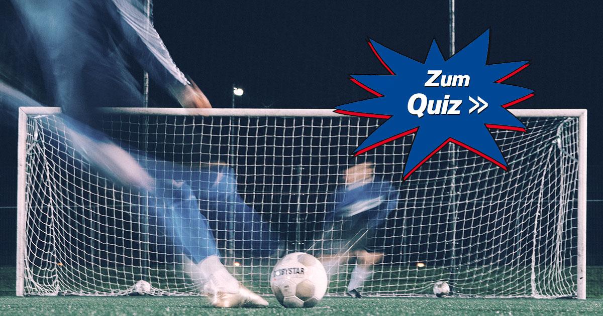 Kick It Up: Testet euer Fußball-Wissen im ROCK ANTENNE EM-Quiz!
