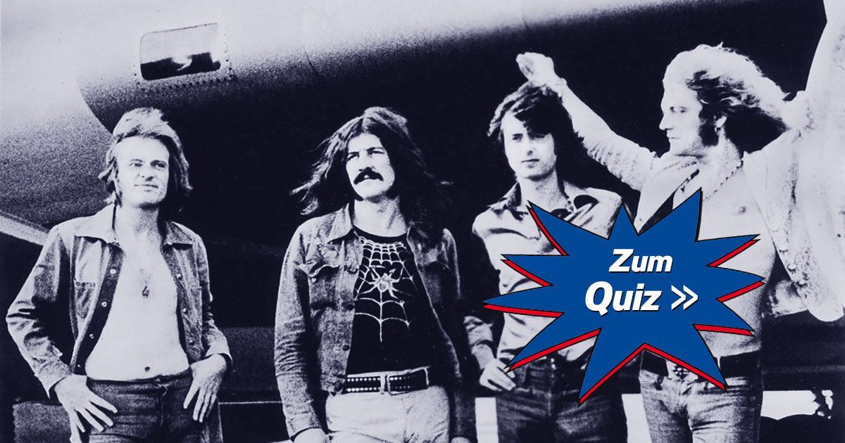 Stairway to Question: Wie gut kennst du Led Zeppelin?