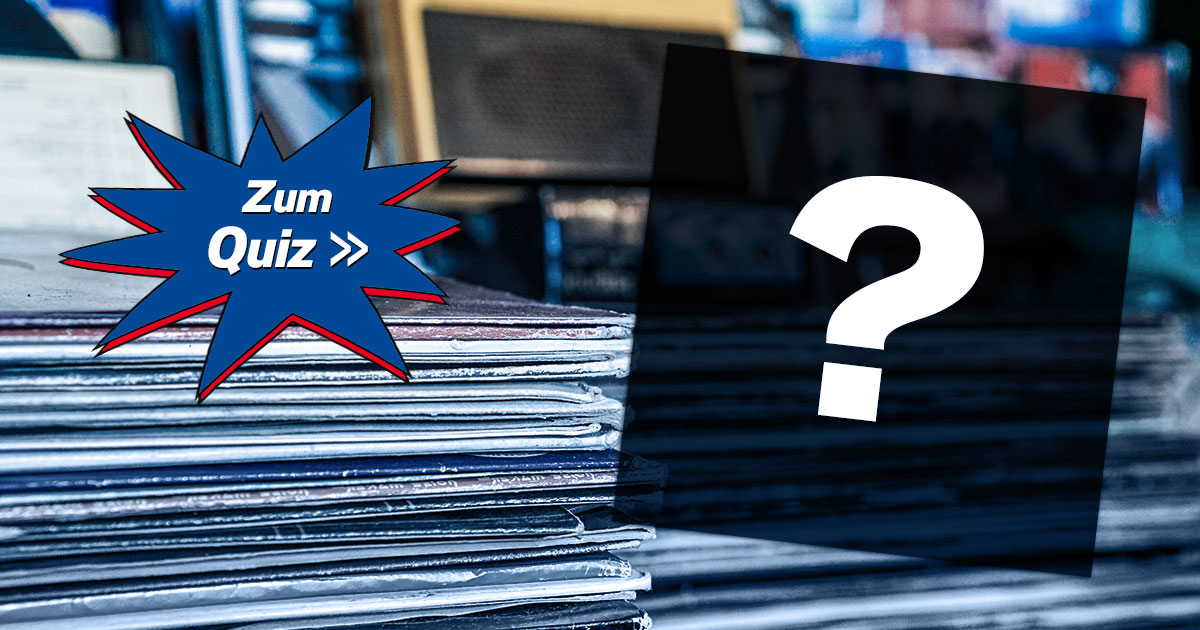 Cover Me: Erkennt ihr diese Albumcover ohne Band und Titel?