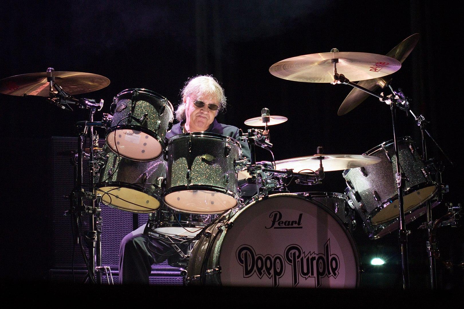 Ian Paice: 5 Fakten über die Schlagzeug-Maschine von Deep Purple