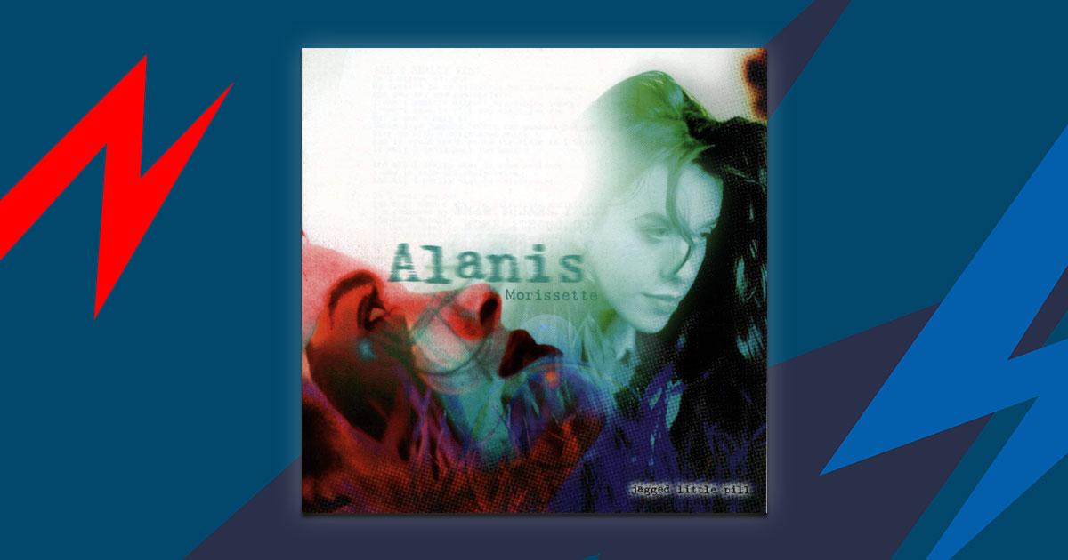 """""""Jagged Little Pill"""": Als Alanis Morissette die Rockwelt eroberte"""