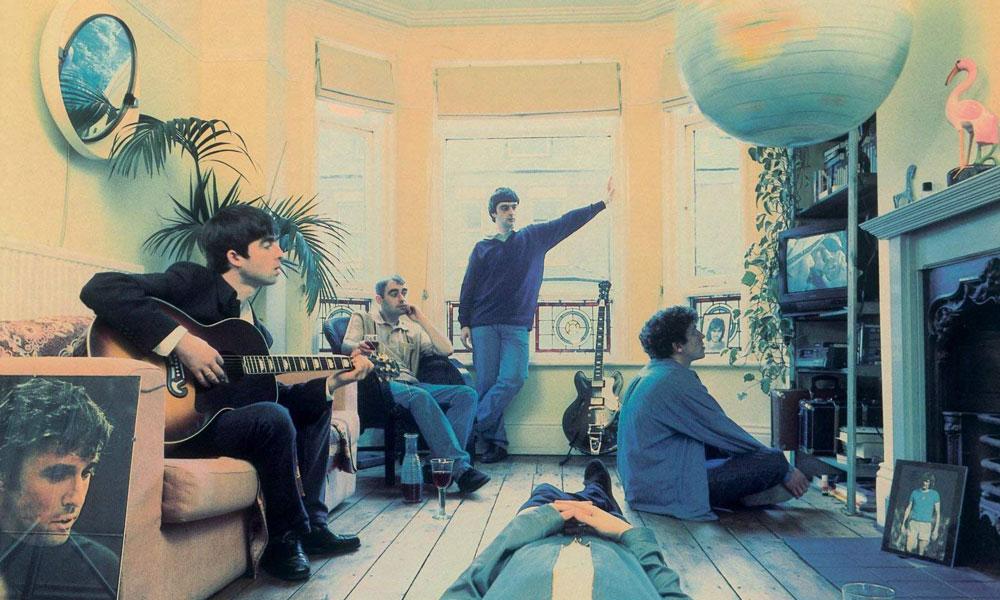 Oasis: Die Geschichte hinter ihrem Debüt <em>Definitely Maybe</em>