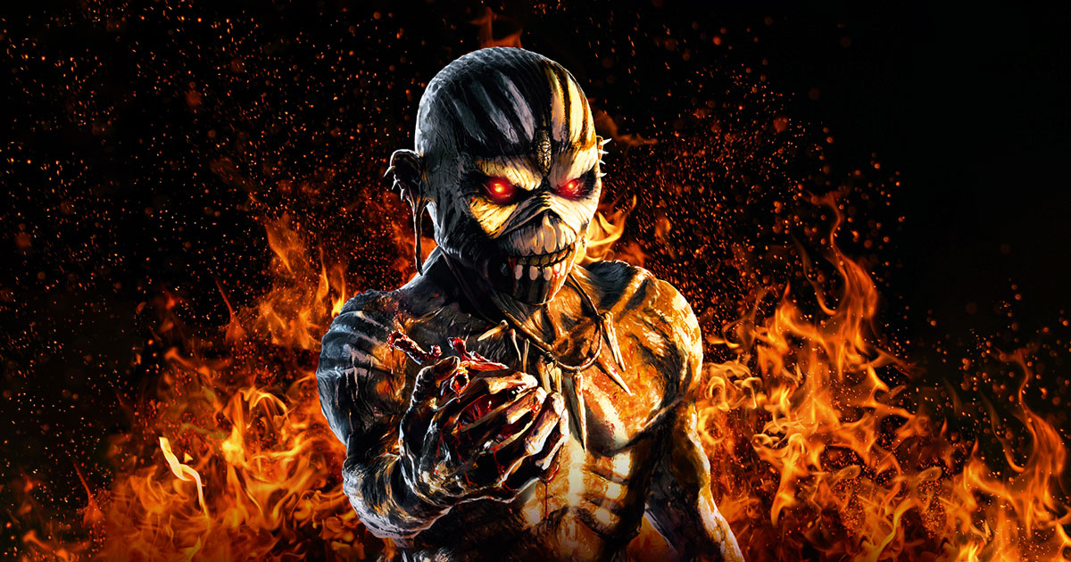 Can I Play With Madness: Testet euer Iron Maiden-Wissen