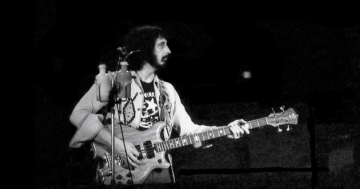 John Entwistle: Das Genie am Bass von The Who
