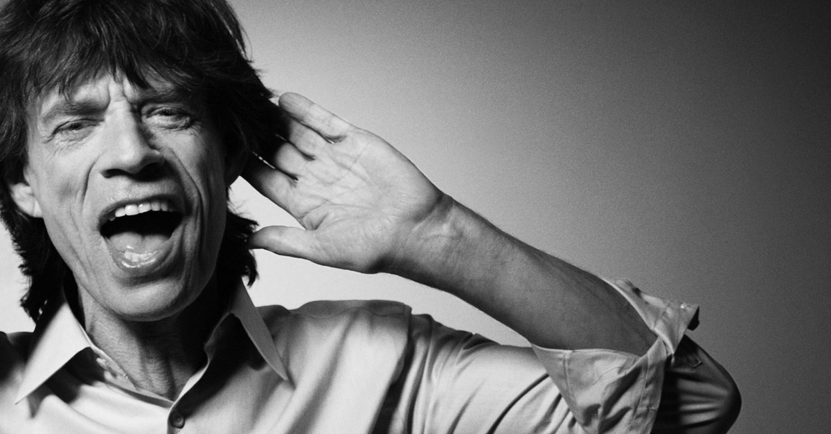 It's only Rock'n'Roll but we like it: Unser Porträt von Mick Jagger