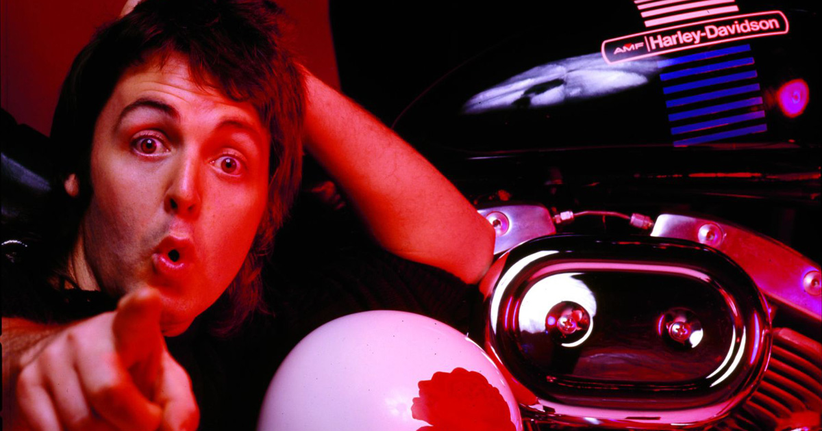 Helter Skelter: Unser Porträt von Paul McCartney