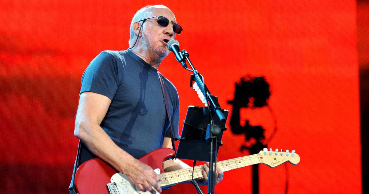 Pete Townshend: Happy Birthday, Mr. Windmühle