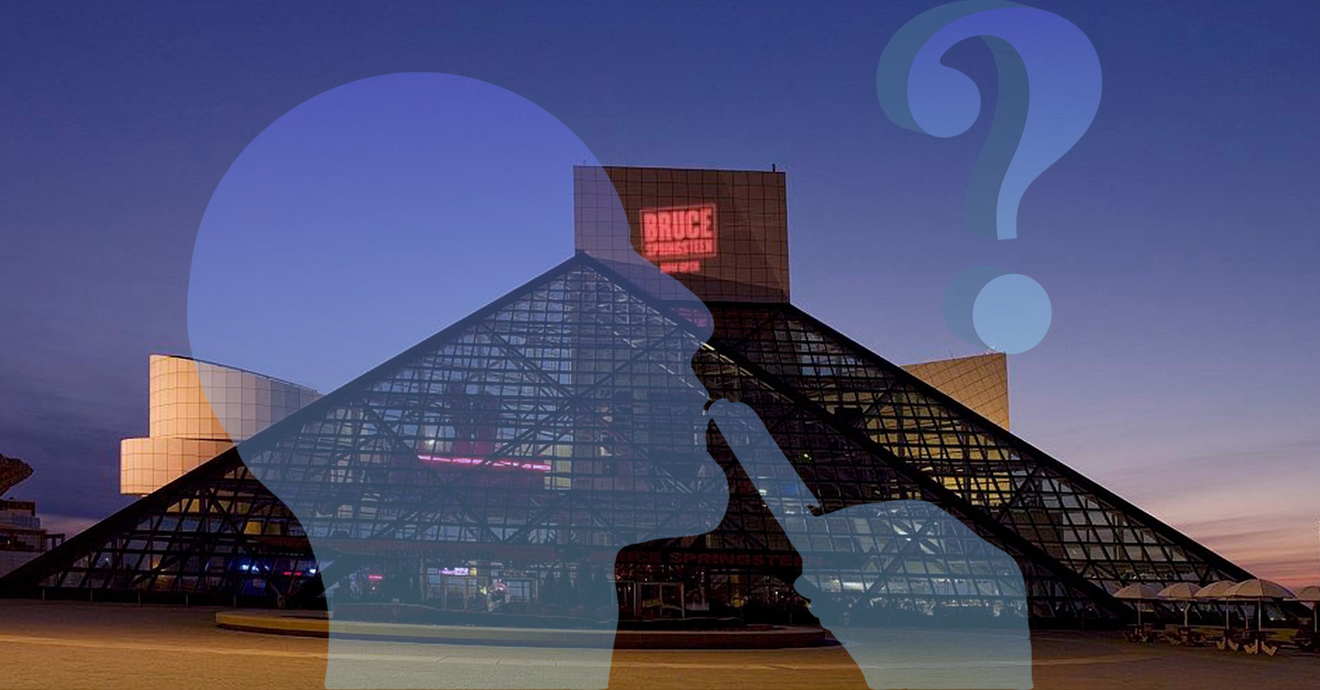 Rock and Roll Hall of Fame: So wird man Mitglied