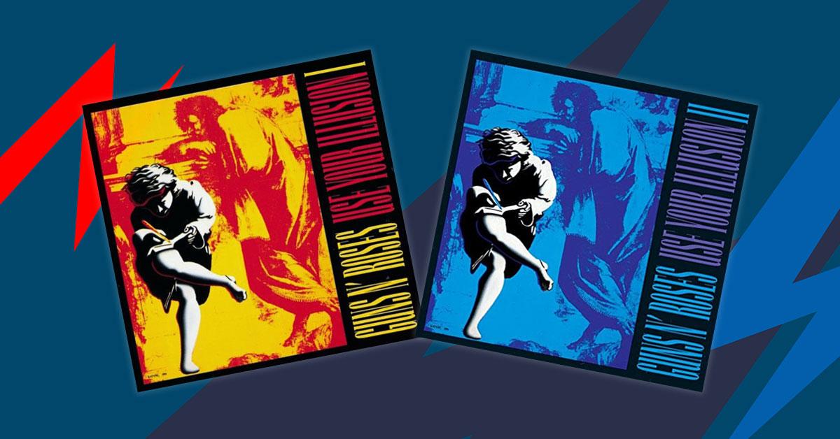 Guns N' Roses: 10 Fakten zu <em>Use Your Illusion I & II</em>