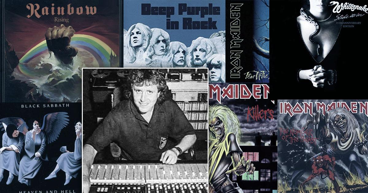 Rock in Peace, Martin Birch: Rockwelt trauert um britische Produzenten-Legende