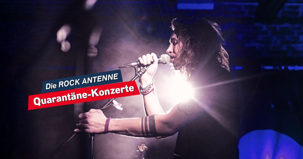 Gil Ofarim live im Stream: Das ROCK ANTENNE Quarantäne Konzert