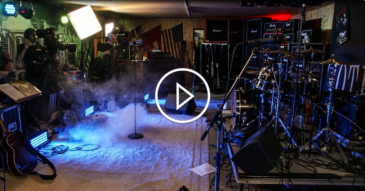 Das Release-Konzert von Gotthard exklusiv im Stream - hier nochmal ansehen!