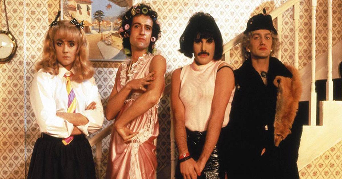 I Want To Break Free: Die 10 besten Musikvideos von Queen