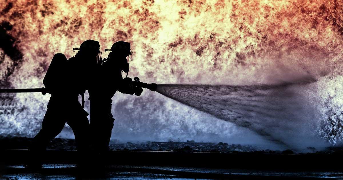 Die 10 besten Rock-Songs... für die Feuerwehr