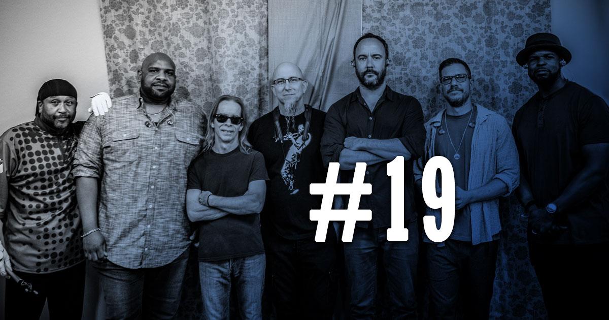 Whole Lotta Talk - Episode 19: Dave von der Dave Matthews Band