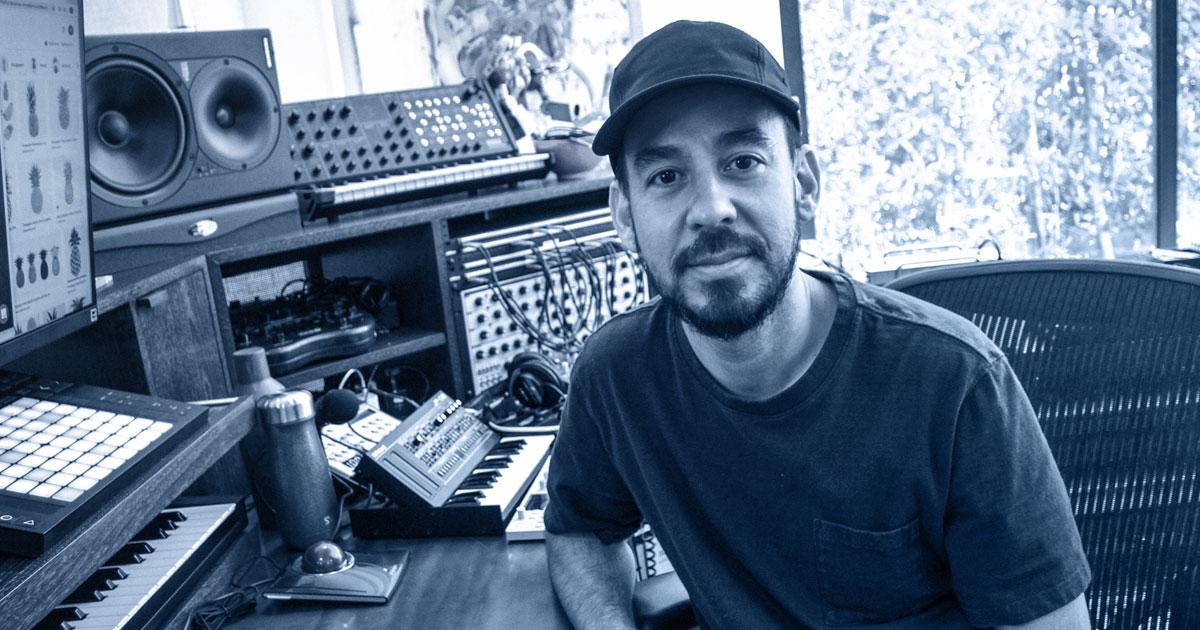 Im Interview: Mike Shinoda über seine aktuellen Projekte - und die Zukunft von Linkin Park