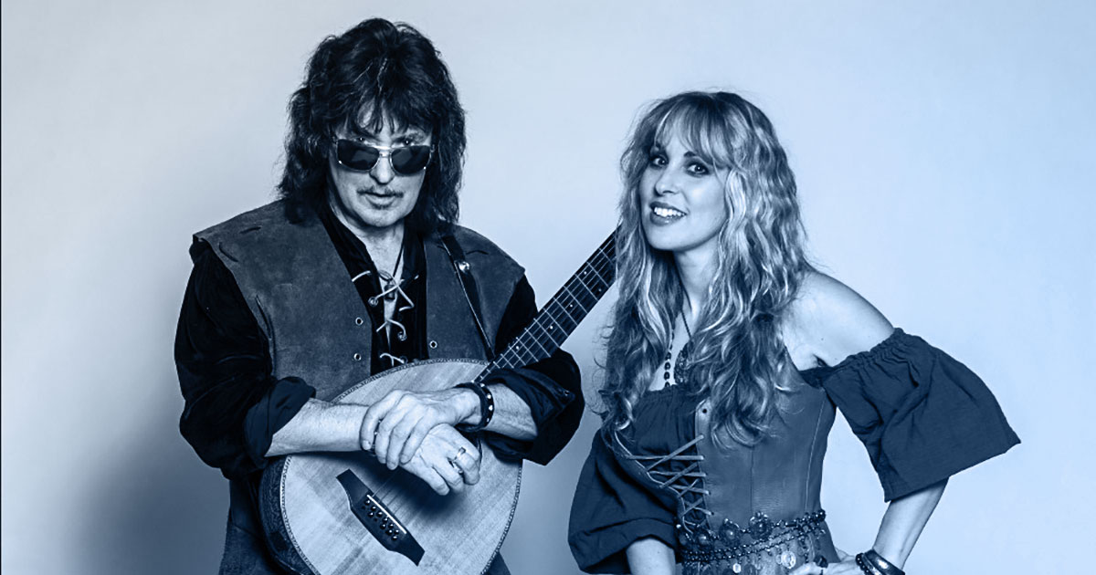 Im Interview: Ritchie Blackmore & Candice Night - The Lost Interview