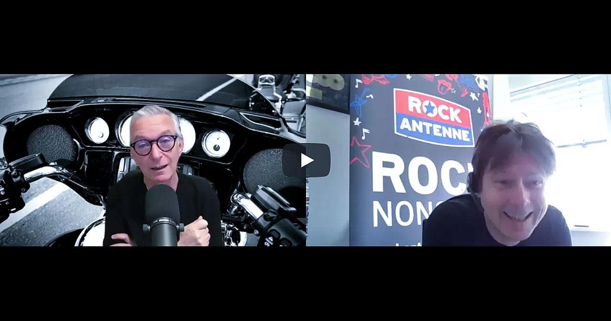 Im Interview: Thunder-Sänger Danny Bowes zum neuen Album <em>All The Right Noises</em>