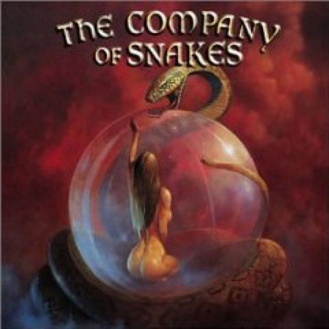 The Company Of Snakes - Burst The Bubble