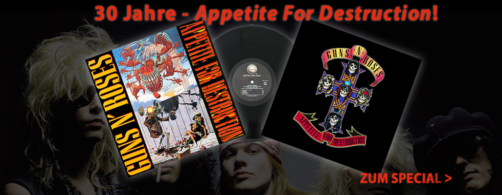 30 Jahre Appetite For Destruction: Welcome to the Fact-Jungle!