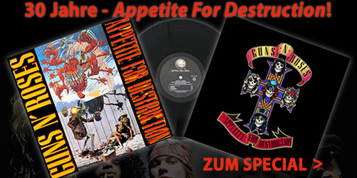 30 Jahre <em>Appetite For Destruction</em>: 30 Facts zum 30.