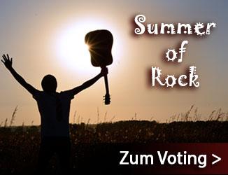 Summer of Rock: Stimmt ab für euren Lieblings-Sommer-Rock-Song!
