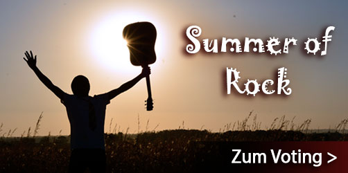 Summer of Rock: Stimmt ab für euren Lieblings-Sommer-Rock-Song!