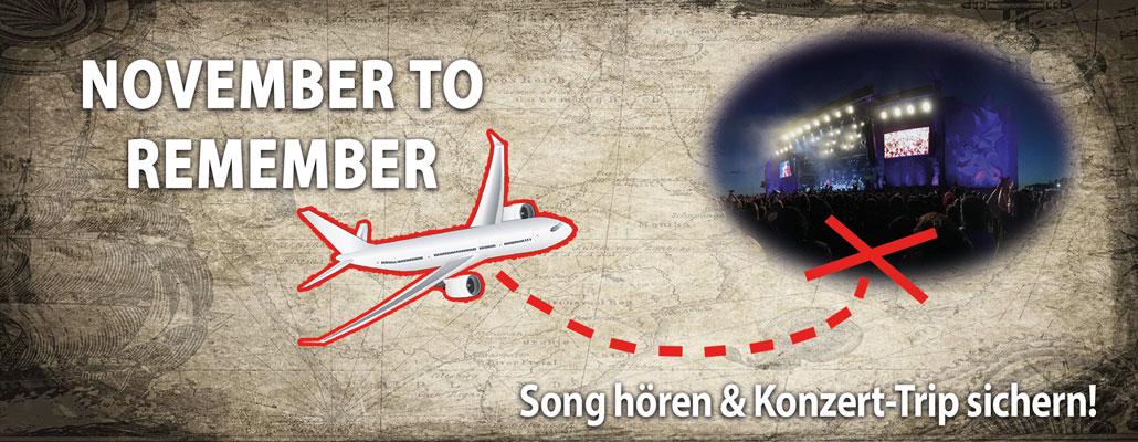 Der November to Remember: Unvergessliche Konzert-Erlebnisse!