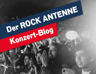 ROCK ANTENNE Front of Stage: Der Konzert-Blog