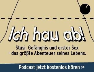 Lautgut - Ich hau ab: Hört jetzt den neuen Podcast