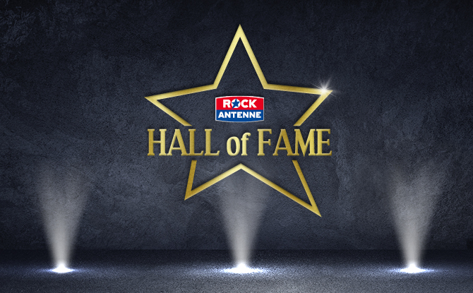 Die ROCK ANTENNE Hall of Fame