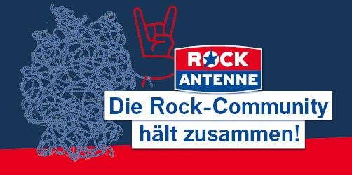Rockers United: Geschichten, wie die Rock-Community zusammenhält