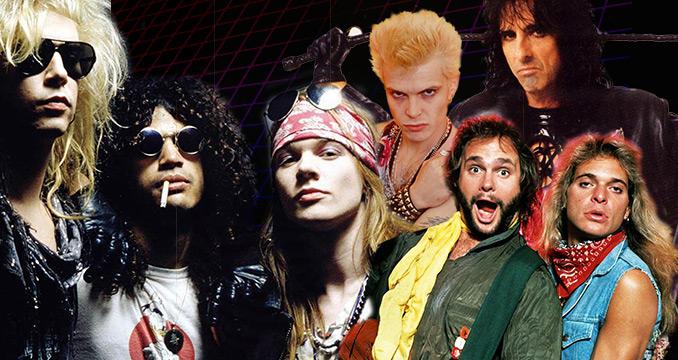 Musik 80er