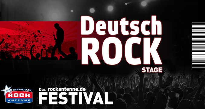 Deutsch Rock Stage >