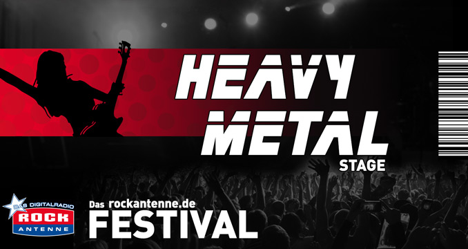 Heavy Metal Stage >