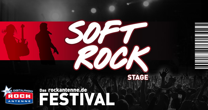 Soft Rock Stage >
