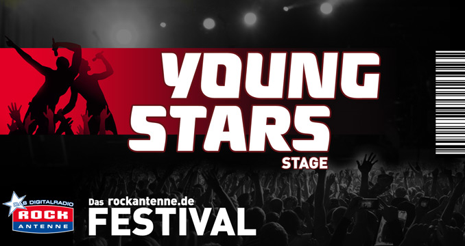 Young Stars Stage >