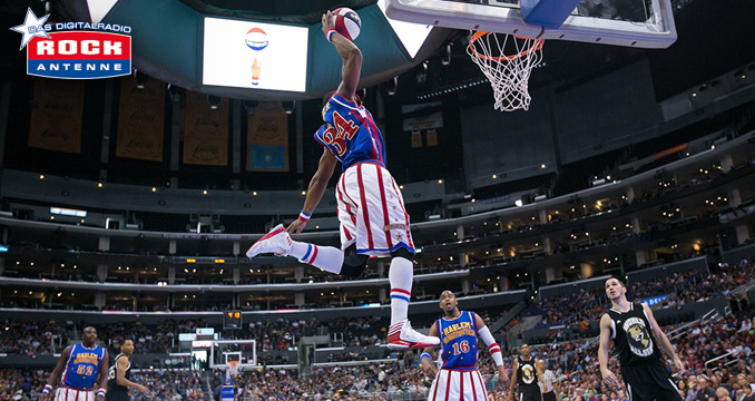 14.04.2018: The Harlem Globetrotters