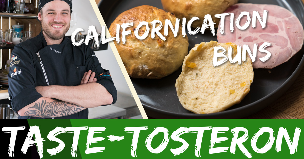 Taste-Tosteron: Californication Buns