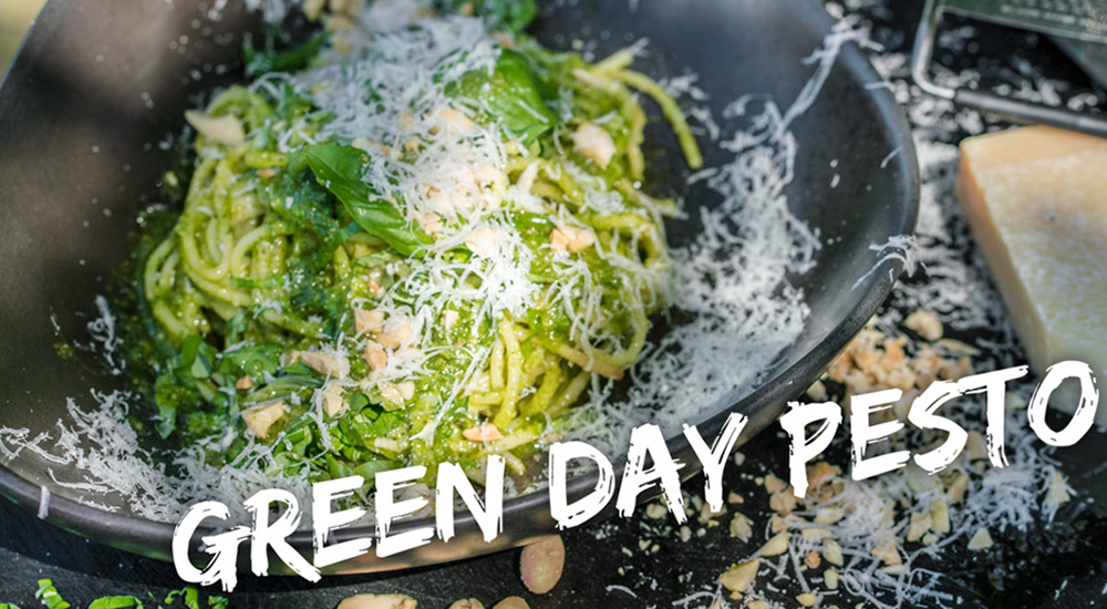 Green Day Pesto